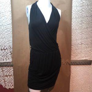 Athleta black dress xs